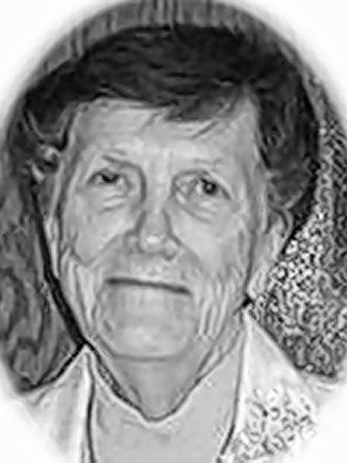 SISTER M. JULIE O'STROSKE, OSF, formerly Virginia Dorothy O'Stroske