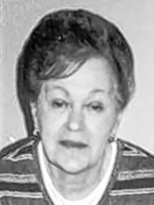 EWING, Josephine (Oreski)