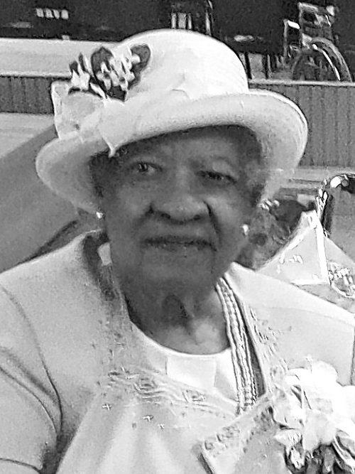 ROBINSON, Mother Bessie L. (Andrews)