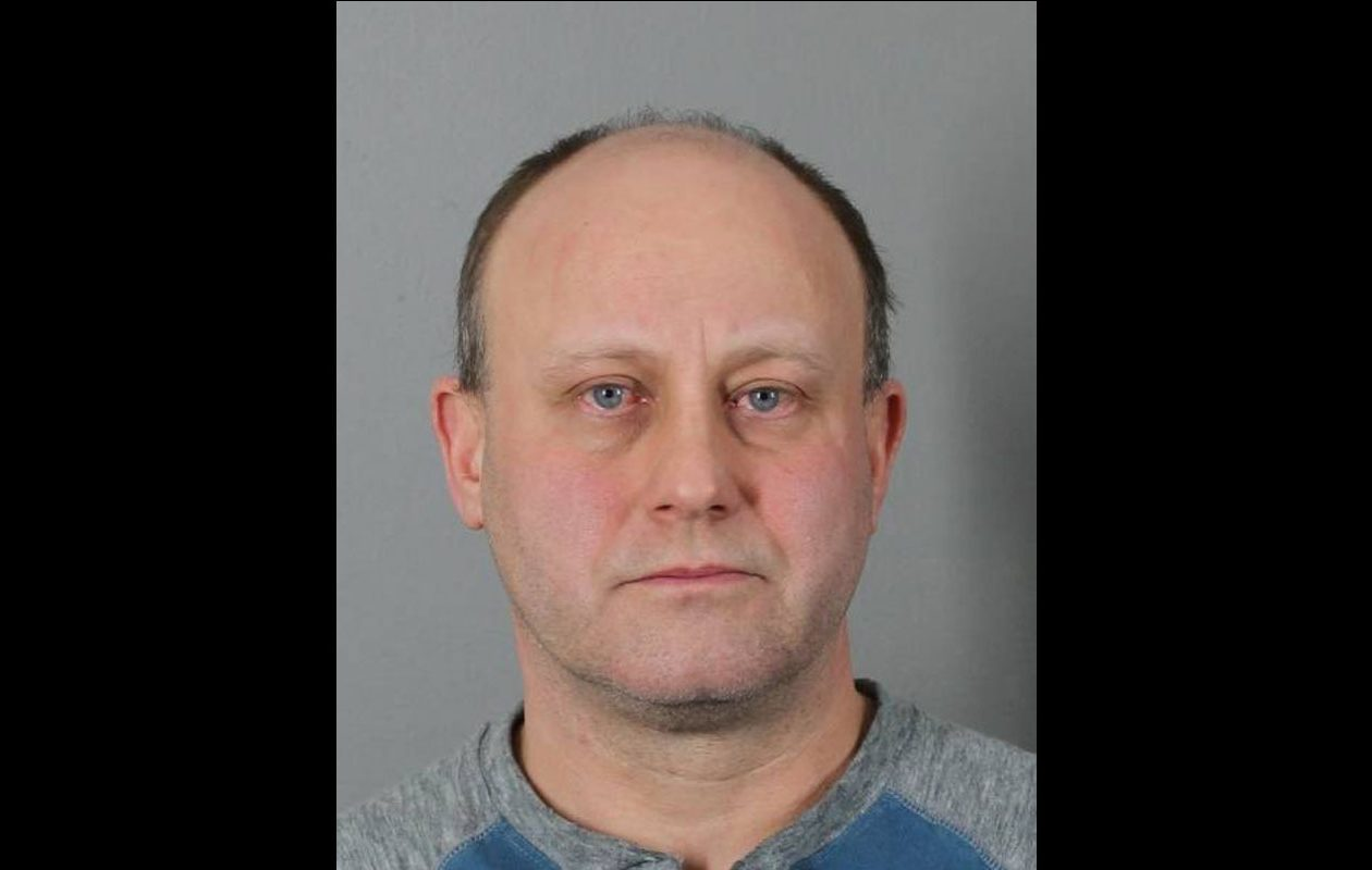 James Krawczyk. (Photo courtesy of the Erie County Sheriff's Office)