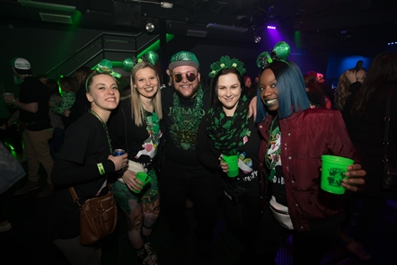 Chippewa Street bar openers joined forces to present an Irish-themed bar crawl, Lepre-Con, on Saturday, March 2, 2019. Participating bars included 67 West, VENU, The Cowboy and more.
