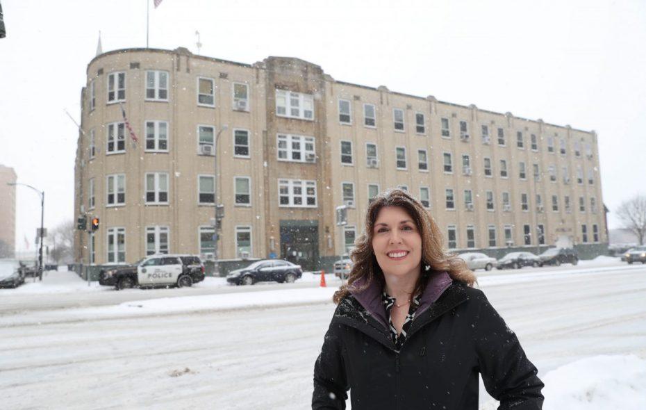 Lissa Marie Redmond (Sharon Cantillon/Buffalo News)