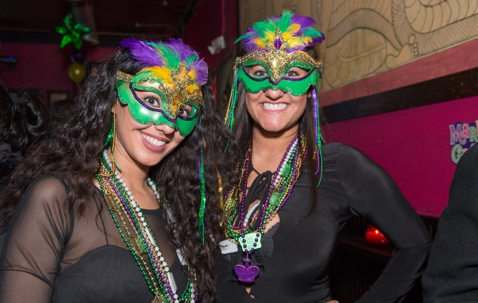 Mardi Gras festivities will spread throughout the Buffalo area on Tuesday. Find out what's going on. (Matt Weinberg/Special to The News)