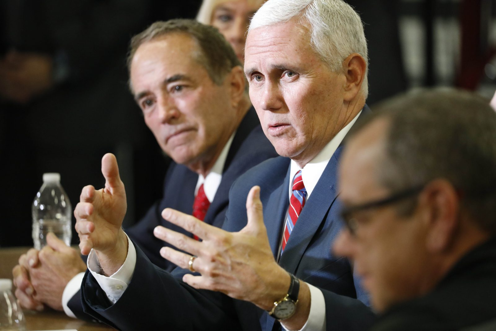 VP Mike Pence to visit Buffalo in April for GOP fundraiser