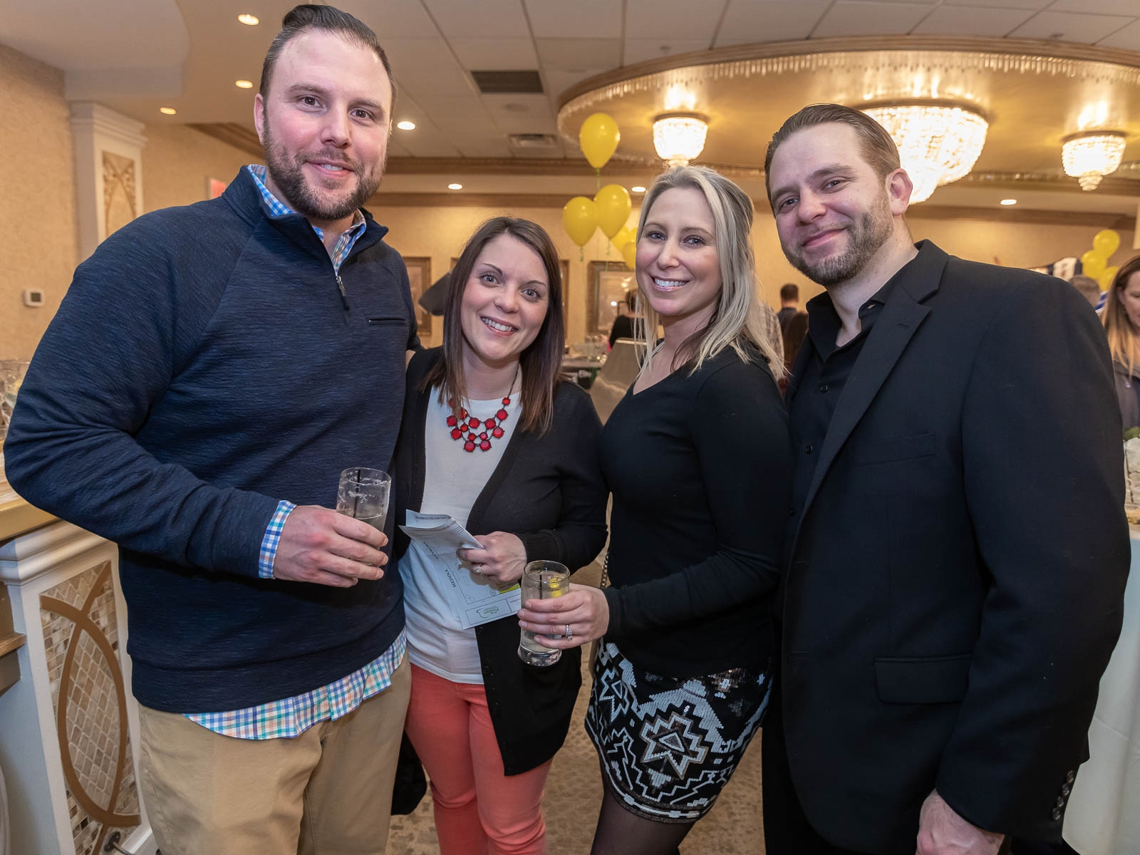 Aspiring chefs from four local BOCES programs showcased their talents on Wednesday, March 13, 2019, at Salvatore's Italian Gardens. An