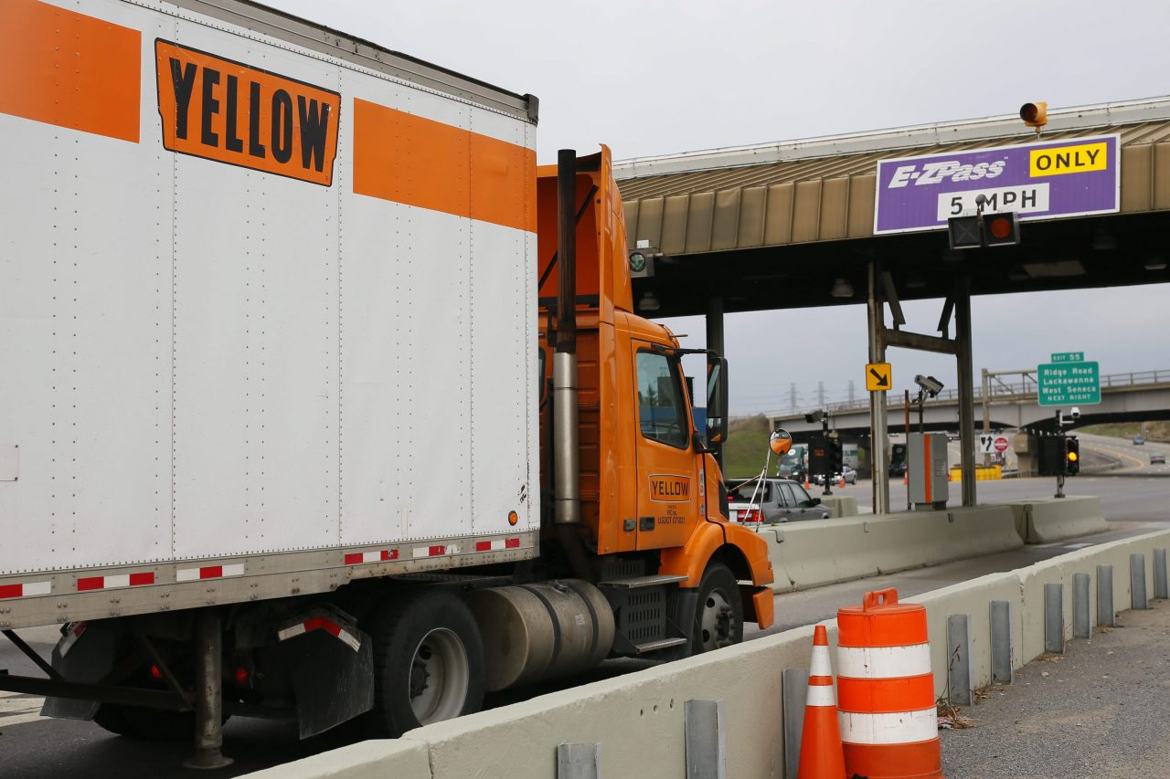 Thruway construction to resume this week between Route 400 and Lackawanna tolls