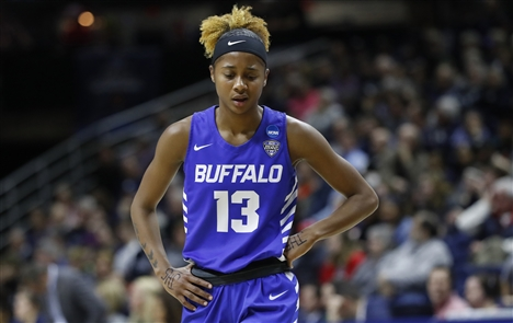 The University at Buffalo women's basketball team ended an extraordinary season Sunday night in Storrs, Conn. with a loss to No. 2 seed UConn, falling 84-72.