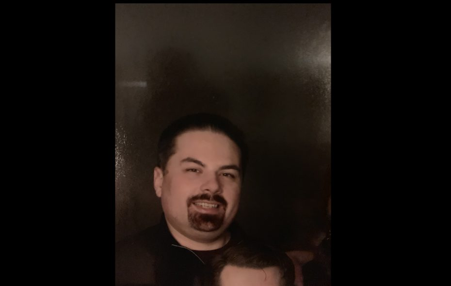Amherst Police said Sean Q. Ingleman was last seen walking along Main Street about 5 p.m. (Amherst Police)