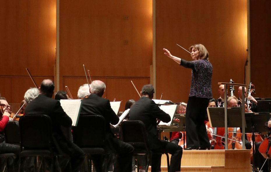 """Jeff Simon writes of the Buffalo Philharmonic's new record: """"Both the performances by the BPO and the sound quality of the disc are superb."""" (Sharon Cantillon/Buffalo News)"""