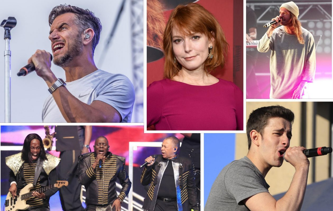 A busy week of concert announcement for Buffalo and its surrounding area. (Photos courtesy of The Buffalo News except upper right and upper middle, which are both Getty Images).