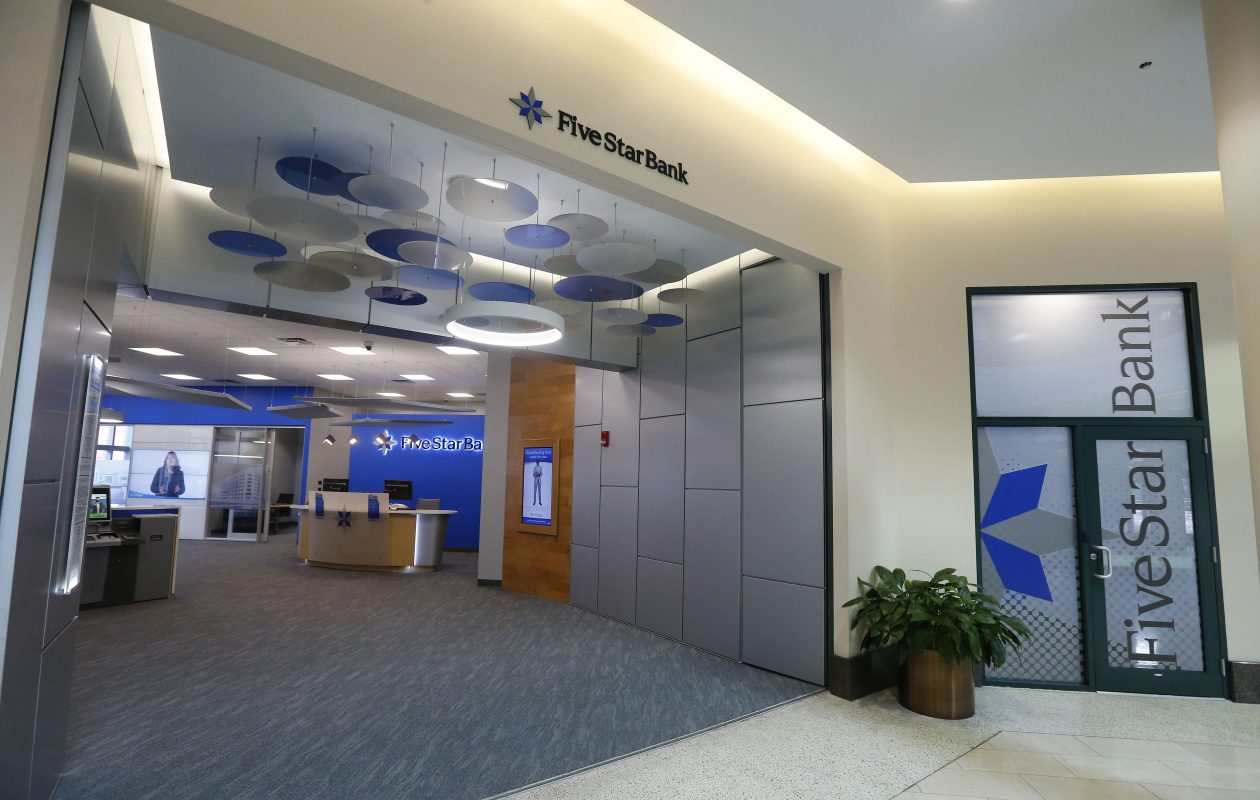 A longtime board member with Five Star Bank's parent company will not seek another term. (News file photo)