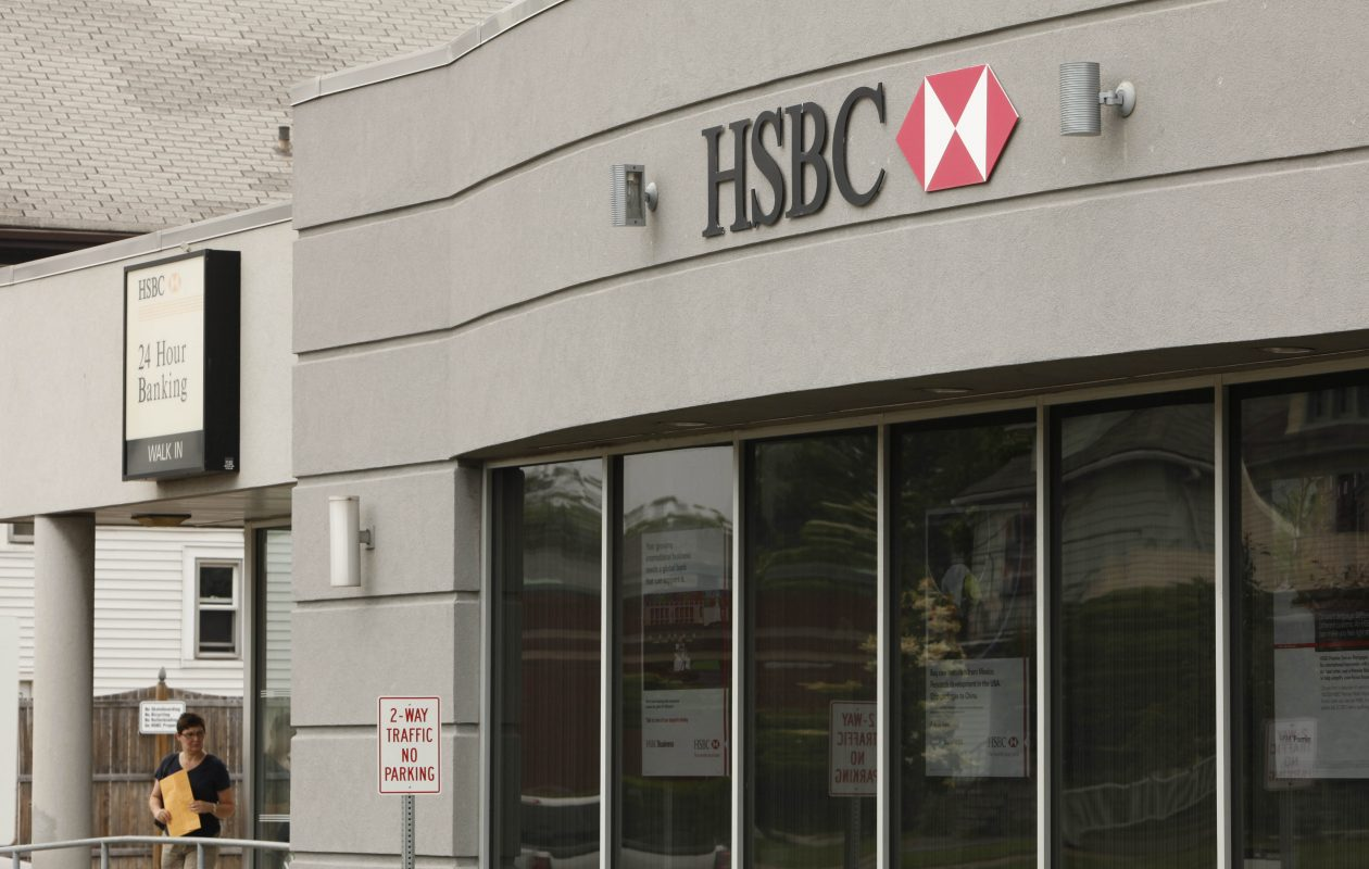 HSBC plans to open a branch in Depew, nearly seven years after selling off its upstate branch network. (News file photo)