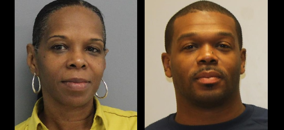 Cynthia L. Lockwood and Robert A. Johnson Jr. face identity theft and scheme to defraud charges. (State Police)