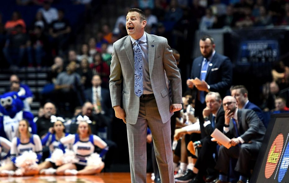Nate Oats will be introduced Thursday as the new men's basketball coach at Alabama. (Getty Images)