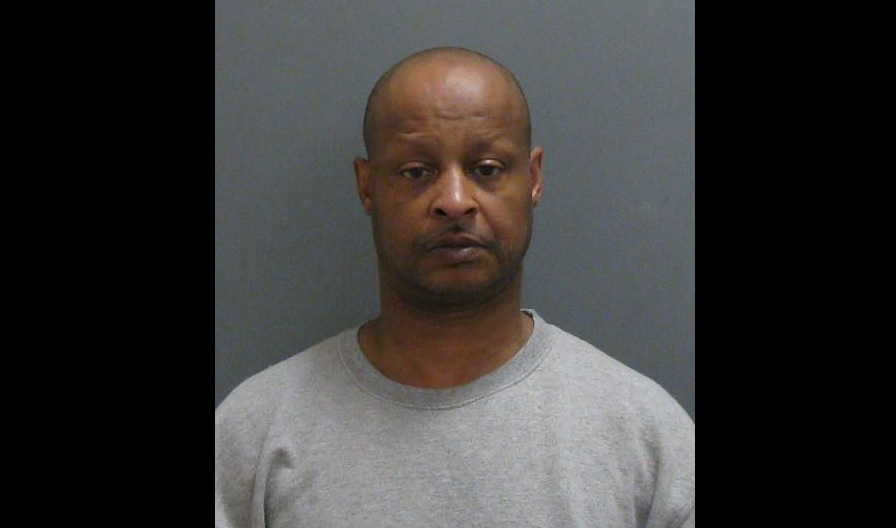 Robert S. Overton Jr., 48, was sentenced to a year in jail. (Photo courtesy Jamestown Police Department)