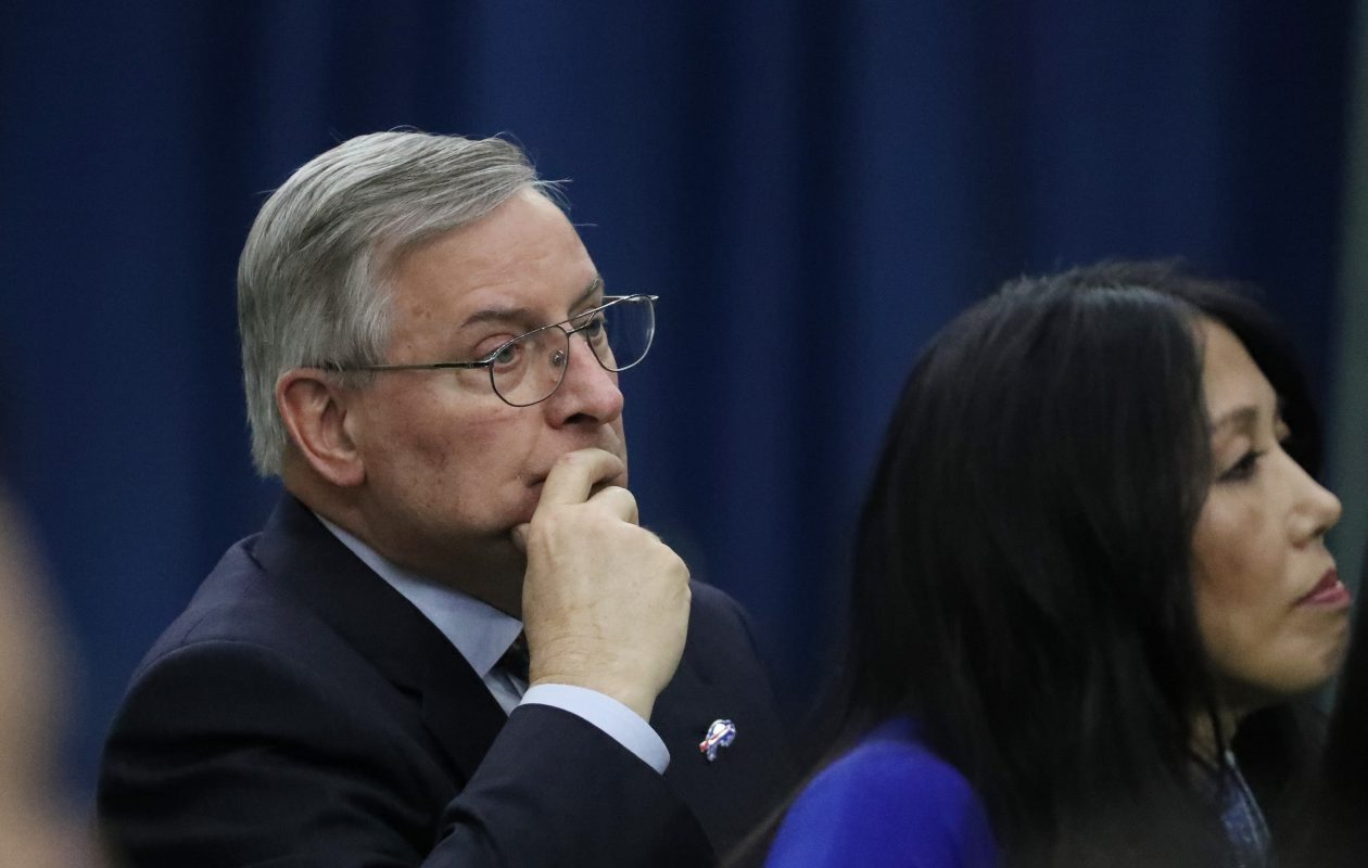 Terry and Kim Pegula plan to buy a majority stake in Rand Capital, but the firm's largest shareholder opposes the deal. (News file photo)