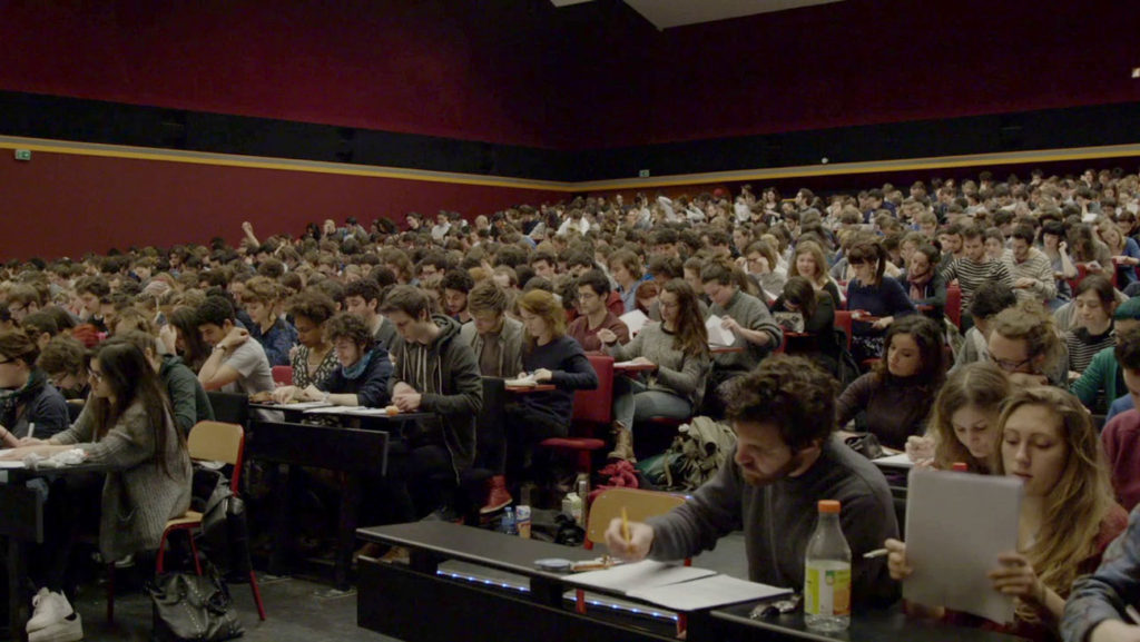 The French documentary 'The Competition' is about the French film school, La Femis.