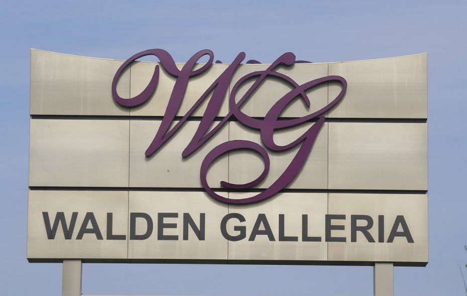 Buffalo Peacemakers have an expanded role at the Walden Galleria mall in Cheektowaga.  (John Hickey/News file photo)