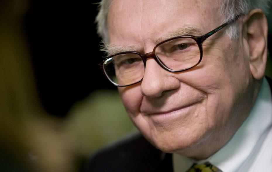 Warren Buffett is No. 3 on Forbes' list. (Bloomberg photo)
