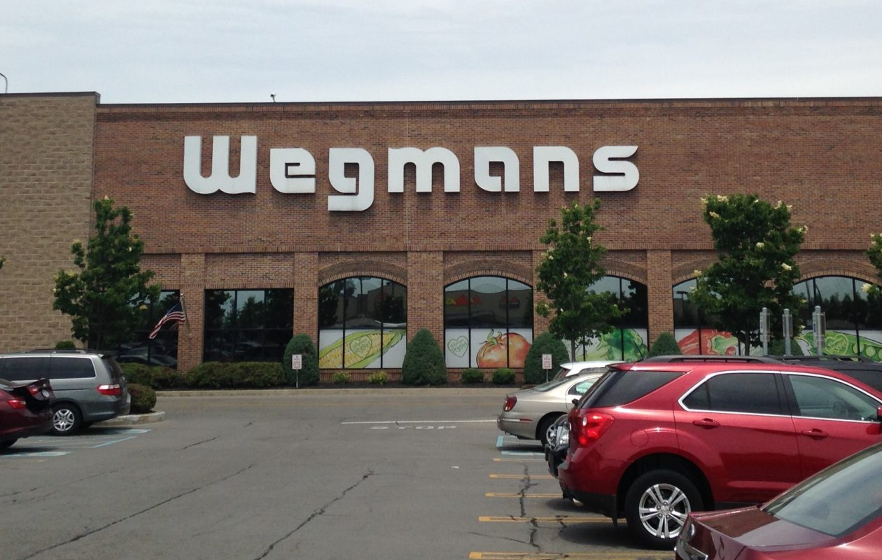 Wegmans tops another survey. (Buffalo News file photo)