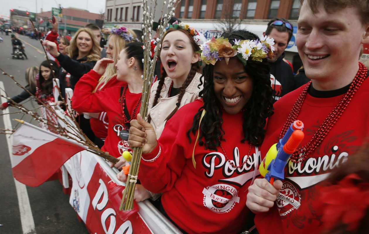 How can you best enjoy the Dyngus Day festivities? News contributor Michael Farrell offers suggestions.  (Derek Gee/News file photo)