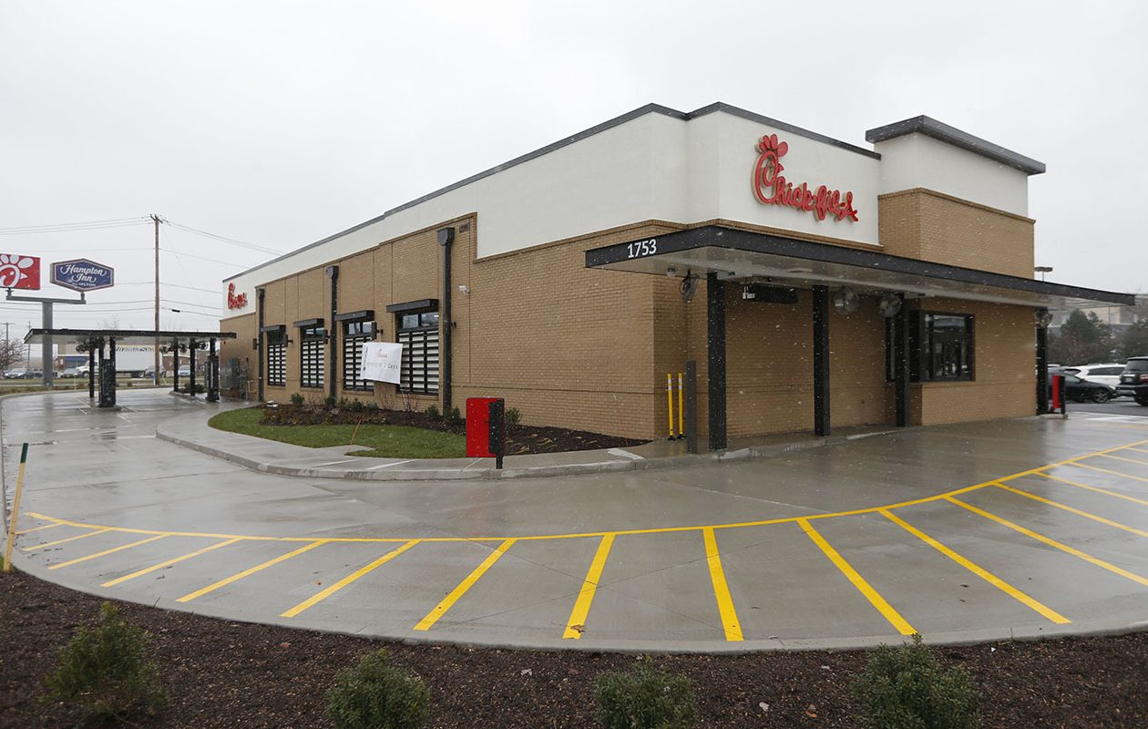 Chick-fil-A on Walden Avenue in Cheektowaga.  (Robert Kirkham/News file photo)