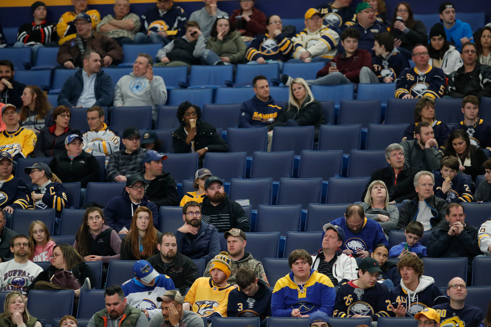 sabres use research to determine variable price increase