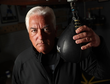 A small basement gym in the heart of Kenmore is shining a light in the lives of those living with Parkinson's disease. Parkinson's Boxing uses boxing methods to better clients' quality of life. Their strategies improve balance, strength and movement, and give their clients the feeling of being in control once again.