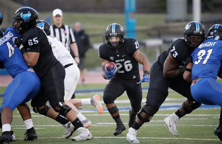 The University at Buffalo football team has plenty of holes to fill as it prepares for the 2019 season. A spring scrimmage was held on Friday, April 12, 2019, at UB Stadium.