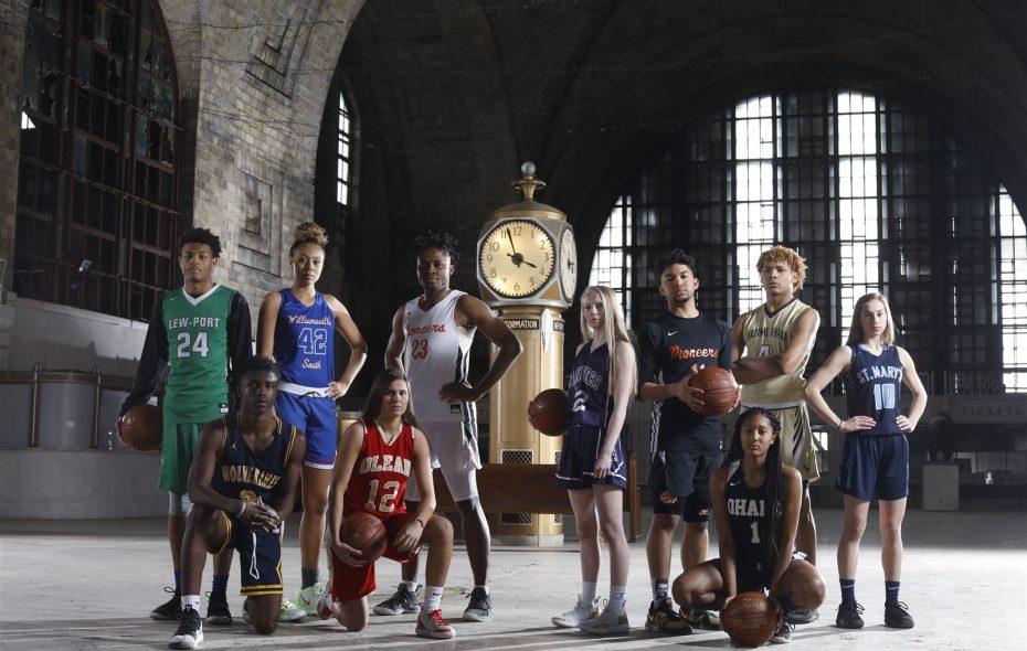 All-Western New York boys and girls basketball teams