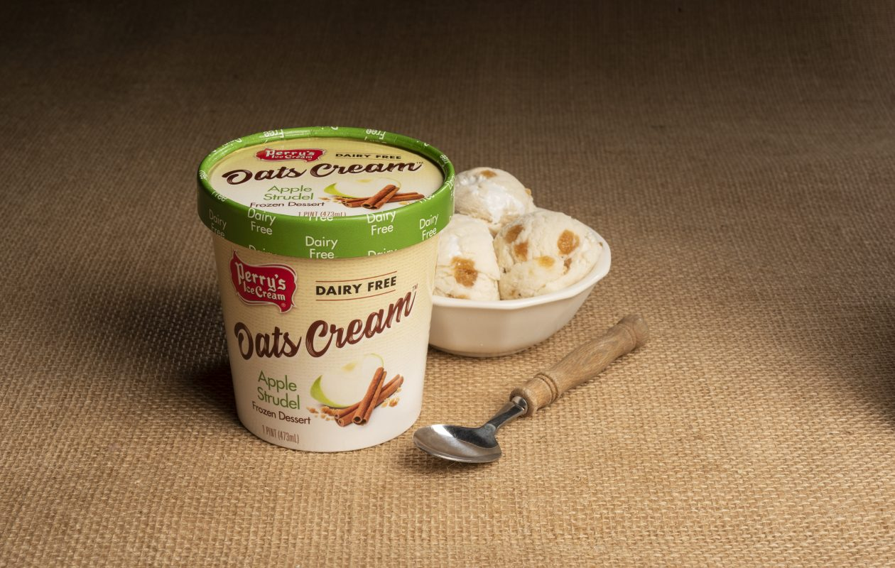 Perry's Oats Cream is on shelves now. (Contributed photo)