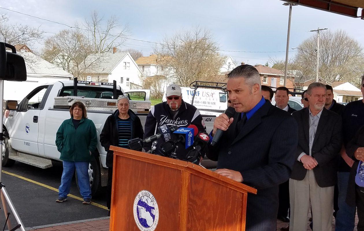 Police chief questions Niagara Falls crime stats amid call for 'saturation patrols'