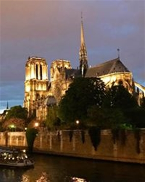 After a major fire broke out at the Notre-Dame Cathedral in central Paris on April 15, 2019, we asked our readers to share their photos and memories of the historic landmark from over the years. If you'd like to share your photos and memories of Notre Dame Cathedral, please email your images and when they were taken to Qina Liu at qliu@buffnews.com.