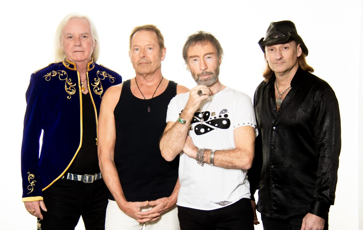 Bad Company with Paul Rodgers and Simon Kirke, will perform on Aug.  20 at Artpark.