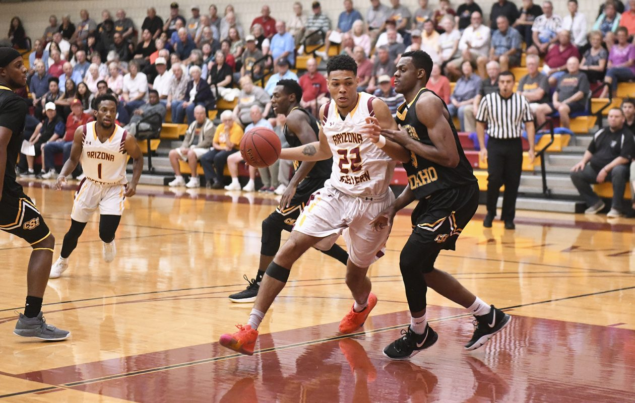 Andre Allen from Arizona Western has received his release from UB. (Photo courtesy of Arizona Western)