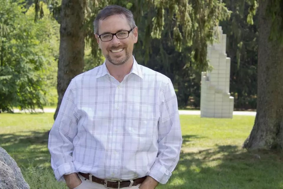 Dennis Kois will become Burchfield Penney Art Center's new executive director on April 22. (Contributed photo)