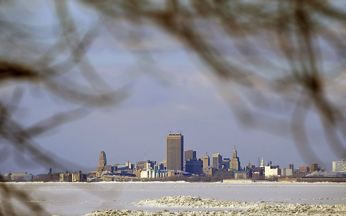 More sunshine is expected in the Buffalo Niagara region, but forecasts show it'll be cool and windy. (Harry Scull Jr./Buffalo News file photo)