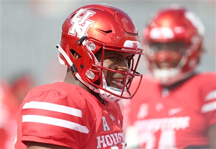 The Bills selected Ed Oliver with their first-round pick in the NFL Draft.