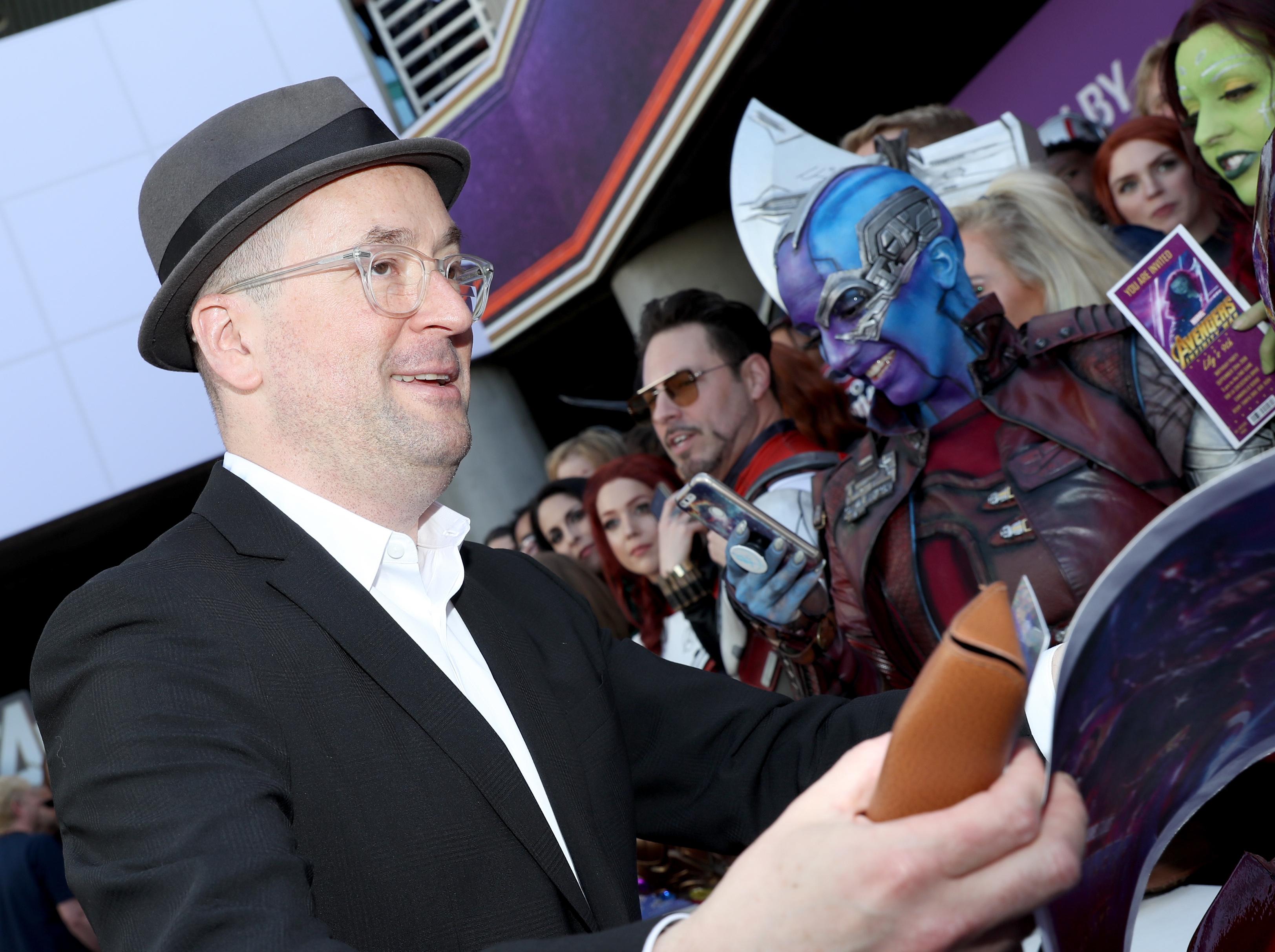 'Avengers' screenwriter Christopher Markus returns home ...