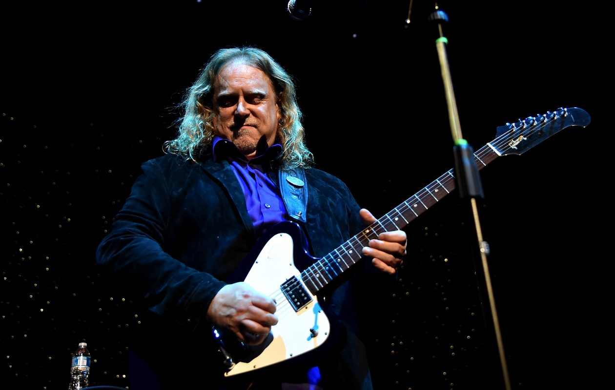 Warren Haynes and Gov't Mule will be at the Borderland Music & Arts Festival. (Getty Images)