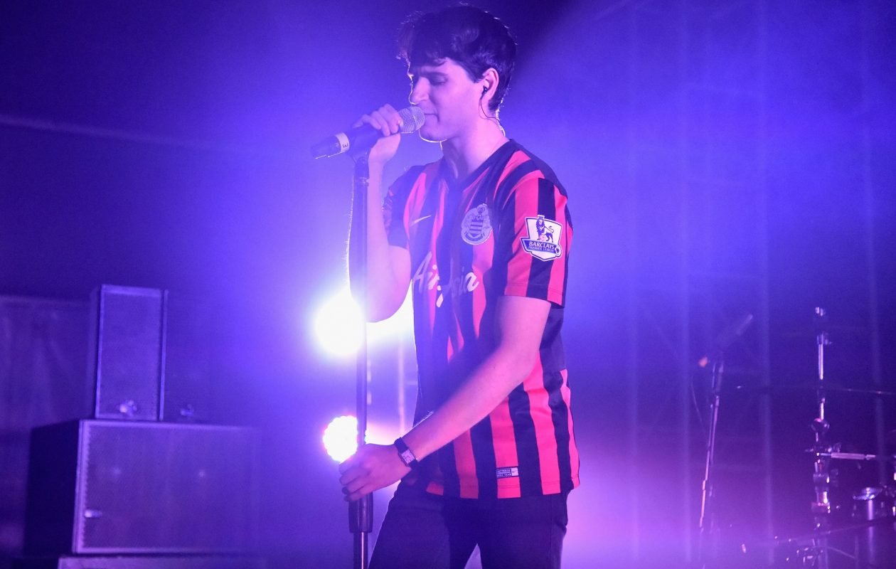 Ezra Koenig and Vampire Weekend will come to Buffalo at the end of the month. (Frazer Harrison/Getty Images)