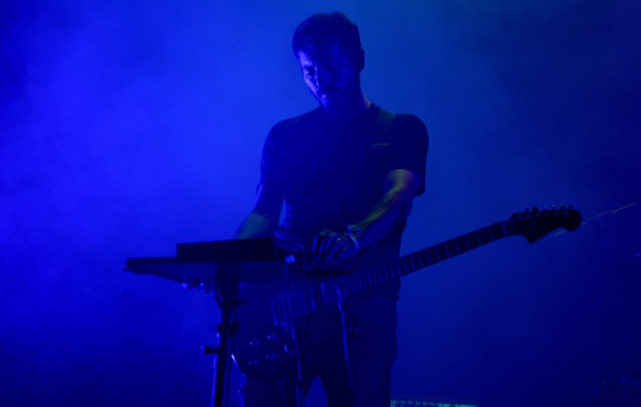 Mark Smith and Explosions in the Sky will come to Buffalo this fall. (Matt Winkelmeyer/Getty Images)