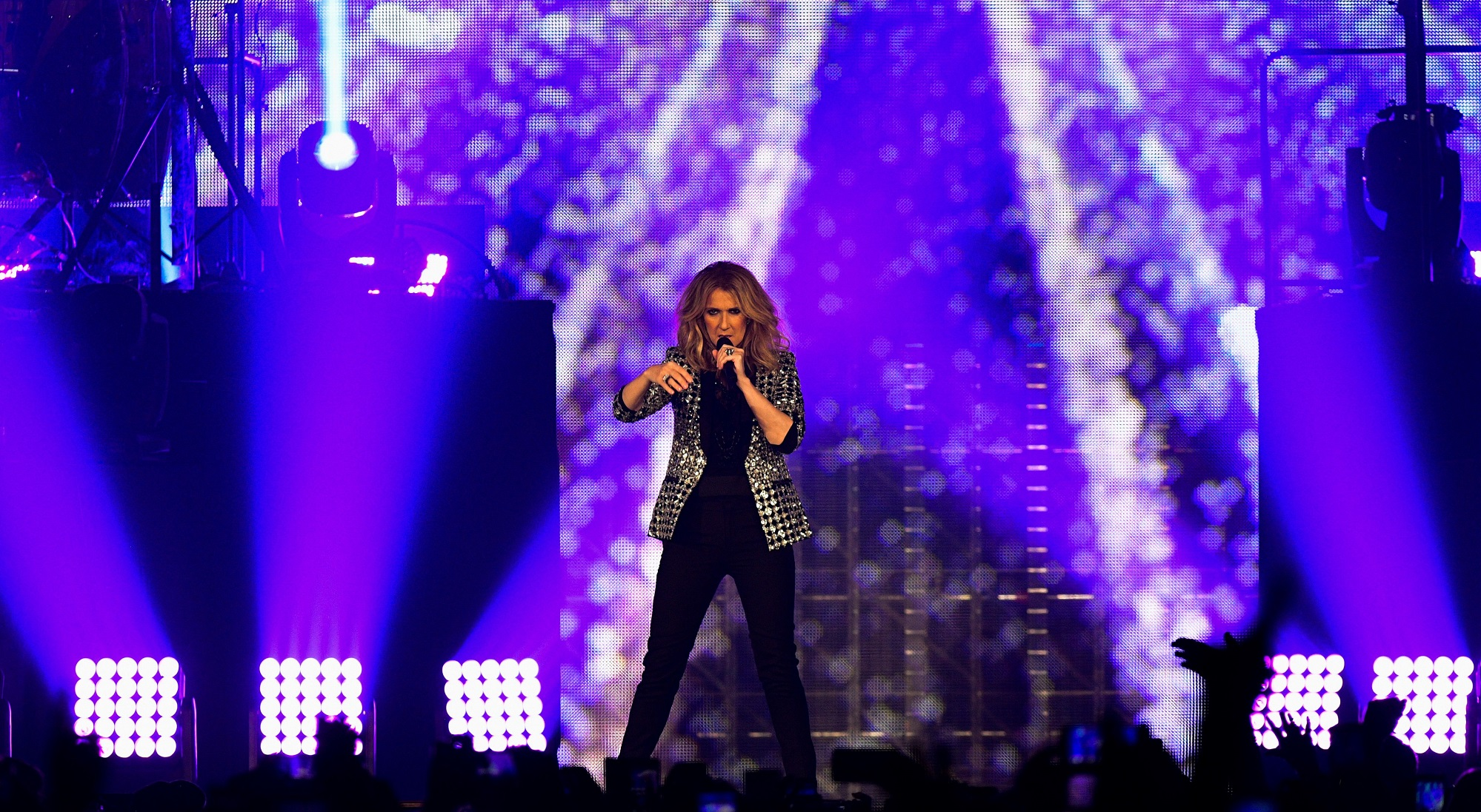 Celine Dion is making a rare trip to Buffalo this winter. (Martin Bureau/Getty Images)