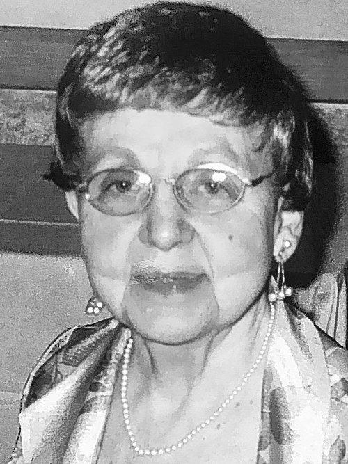 MICHALSKI, Josephine E. (Pazderski)