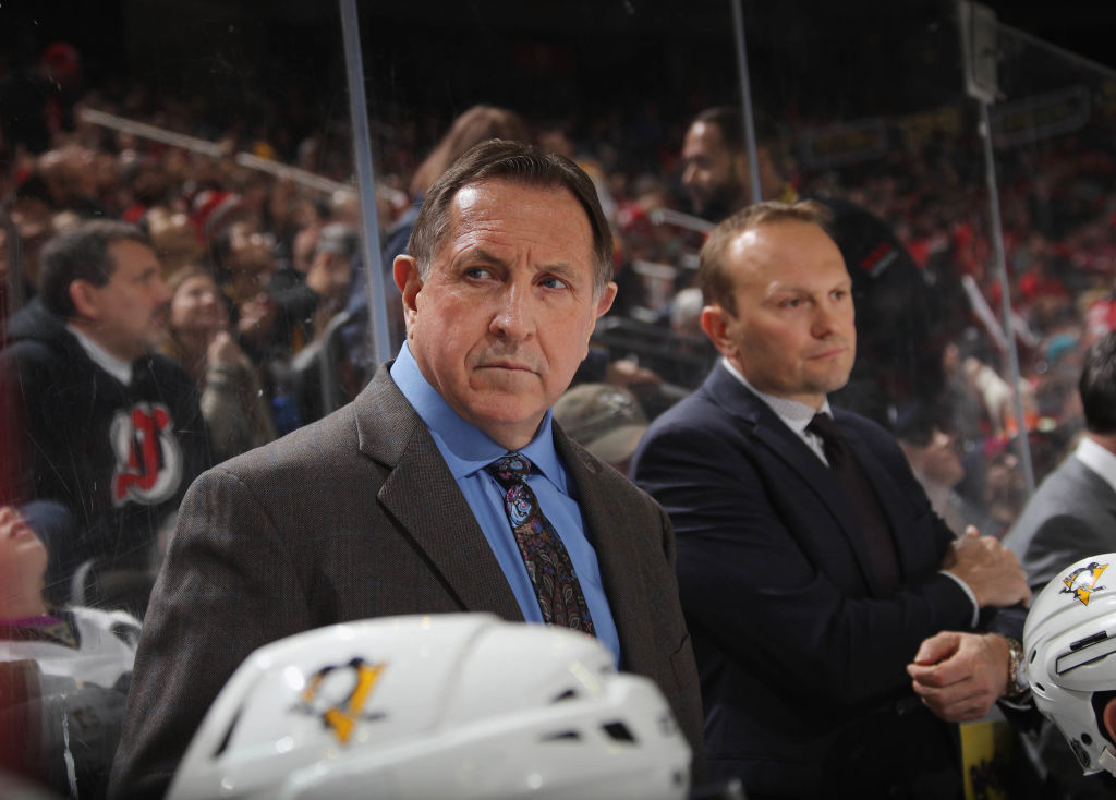 Jacques Martin has been an assistant in Pittsburgh the last four seasons (Getty Images).