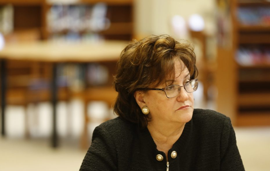 State Education Commissioner MaryEllen Elia says the Buffalo School Board would be wise to extend Superintendent Kriner Cash's contract. (Mark Mulville/News file photo)