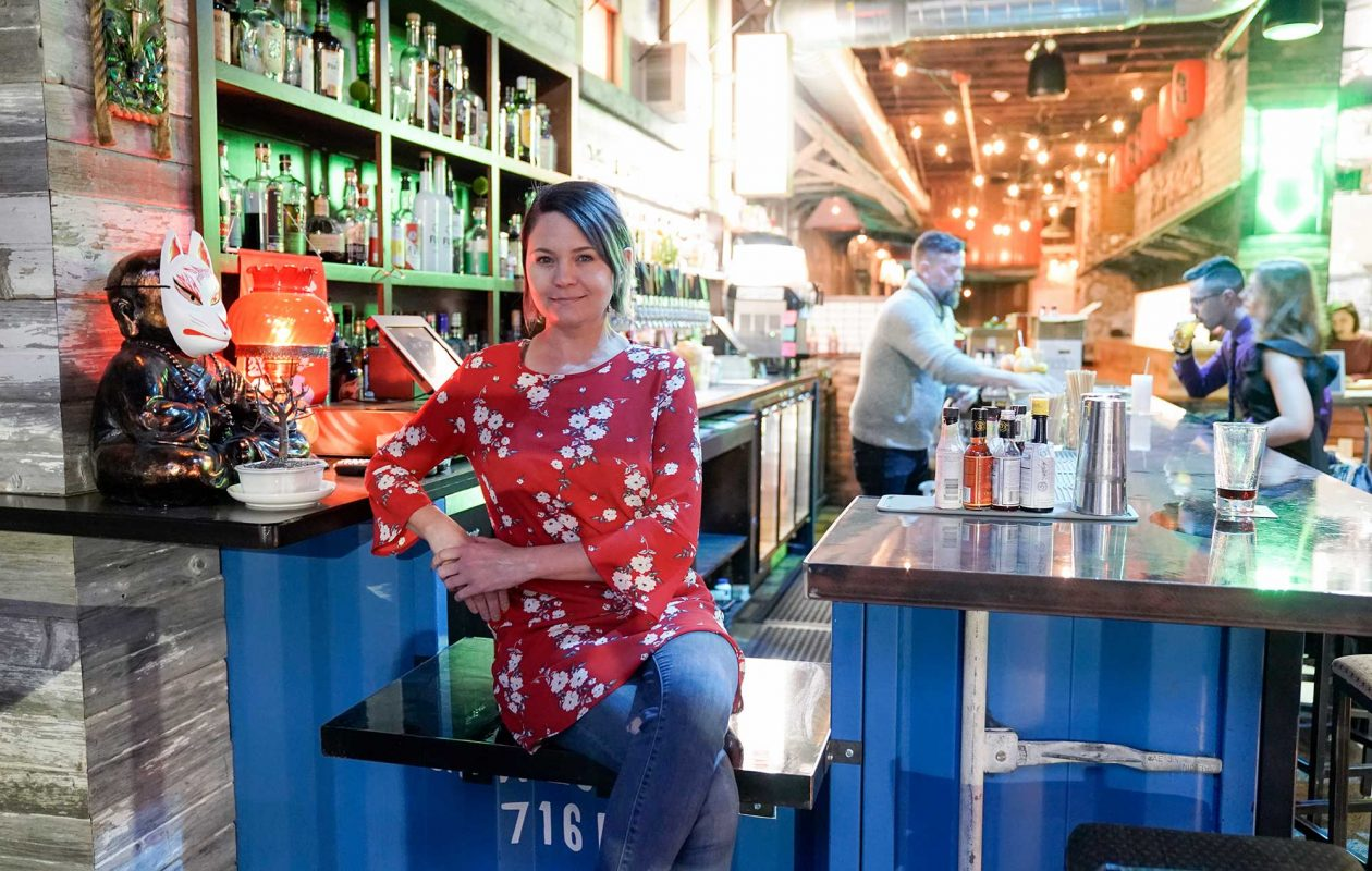 Misuta Chow's is an electric addition to Buffalo's resurgence dreamed up by Christi Allen and her partner in life and business, Johnny Chow.