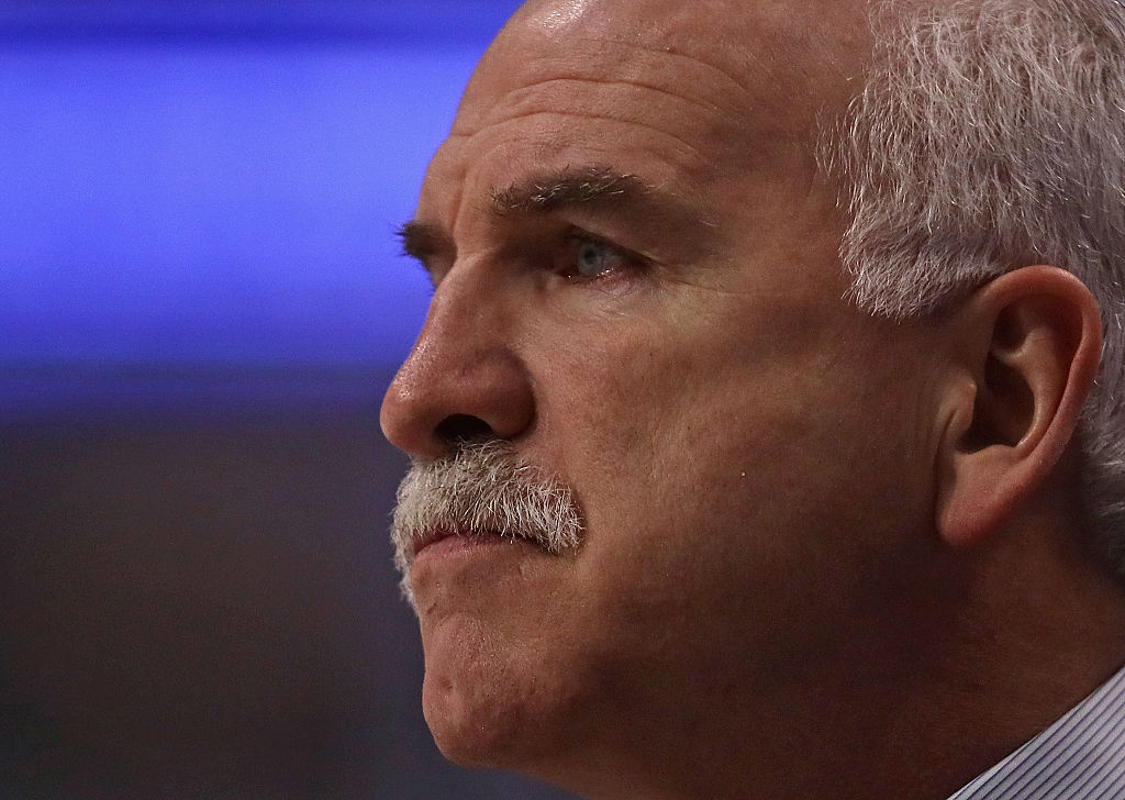 Now that he's become the coach of the Florida Panthers, Joel Quenneville has instantly become a power broker in the Atlantic Division. (Getty Images)
