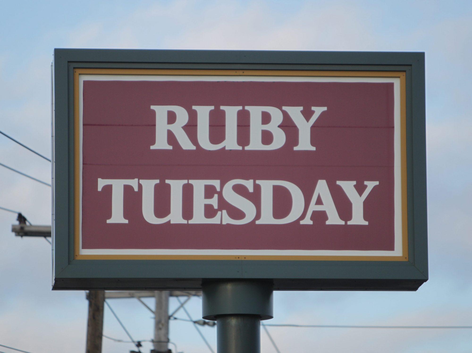 Ruby Tuesday in Hamburg closes