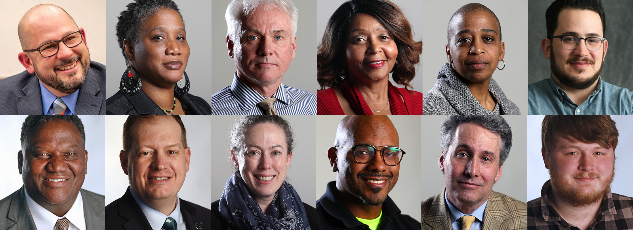 A look at 12 candidates running for the Buffalo Board of Education.